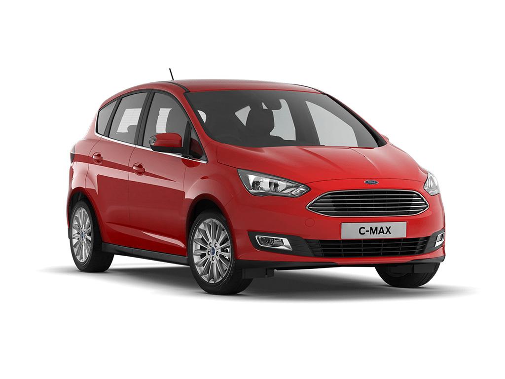 Ford C-Max MPV 1.5T EcoBoost Titanium Auto (s/s) 5dr