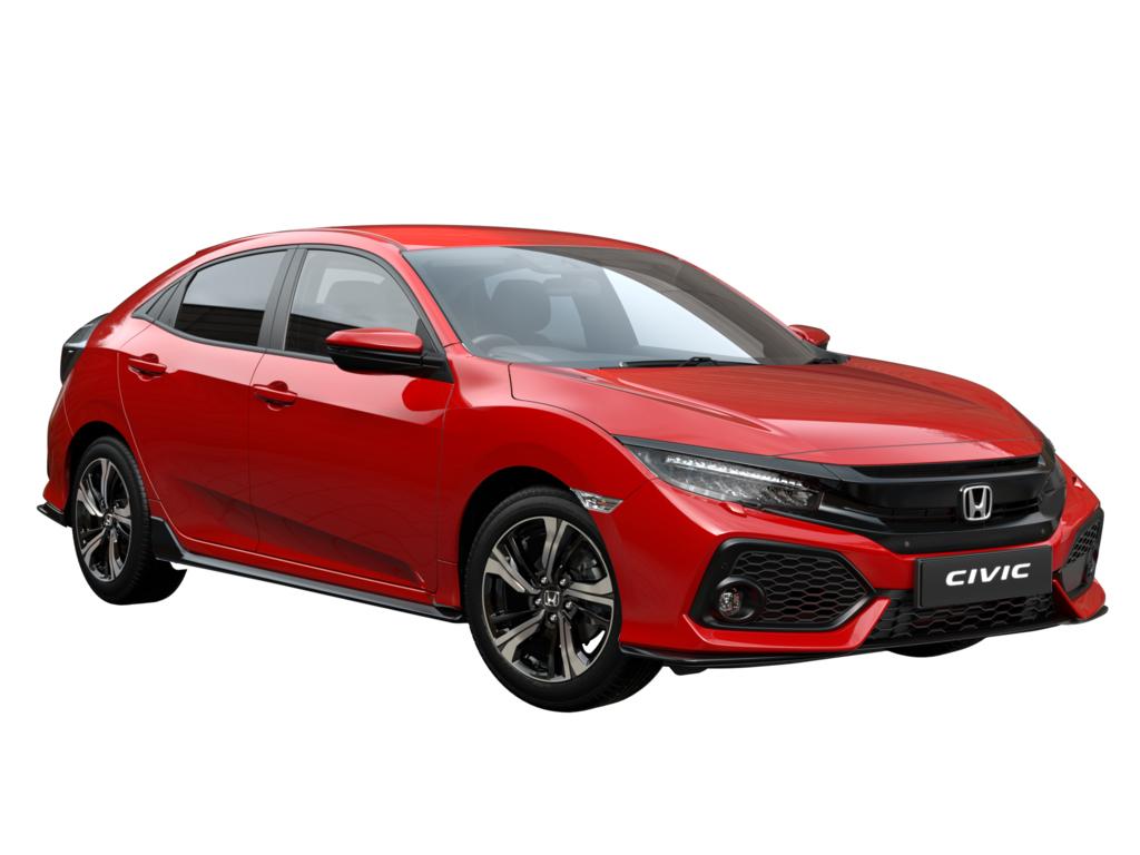 Honda Civic Hatchback 1.6 i-DTEC S (s/s) 5dr
