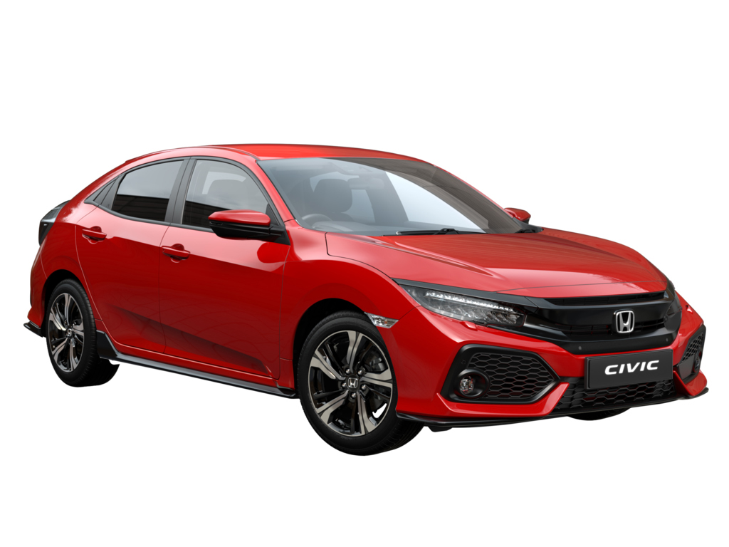 Honda Civic Hatchback 1.0 VTEC Turbo SE CVT (s/s) 5dr
